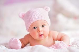 Dziecko - higiena uszu - Voskolix